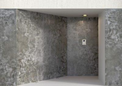 Polissage de marbre à Liège